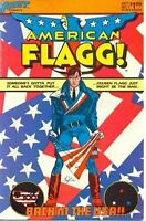 American Flagg!, Vol. 1 (First) - you pick from 1-34 - $3.99 Unlimited Shipping