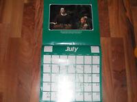1995 Star Trek The Next Generation Calendar