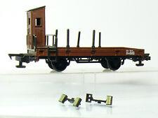 Faller 3628 E-Train Teleros con Garita Guardafrenos + 2 Gleisreiniger- Spur 0