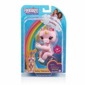 WowWee Fingerling Baby Unicorn Gemma