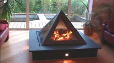 Wood Burning Stove pyramid design ARKIANE KEPHREN ,Modern Stove