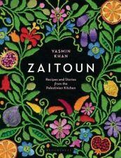 NEW Zaitoun By Yasmin Khan Hardcover Free Shipping