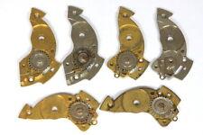 ETA mens barrel & train wheel bridges for parts - 128392