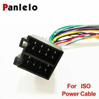 Panlelo Car Stereo 1din 2din Android ISO Power Cable For Panlelo S1 T1