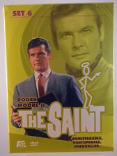The Saint - Set 6 (DVD, 2002, 2-Disc Set) - FACTORY SEALED