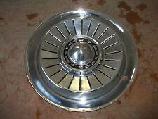 """Mercury Meteor Hubcap Rim Wheel Cover Hub Cap 14"""" OEM USED"""