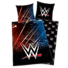World Wrestling Entertainment WWE Bettwäsche 70x90 cm / 140x200 cm