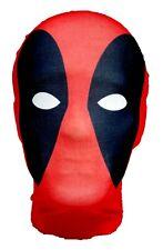 Deadpool Mask Cosplay -Halloween Costume- Full Head - Fancy Dress Marvel Parody