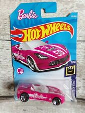 HOT WHEELS movie cars Barbie 14 Corvette 'Stingray'