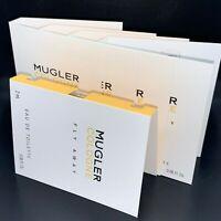 Thierry Mugler Cologne FLY AWAY Eau de Toilette 0.06 OZ  / 2 ML COMBO DEALS