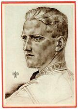 Willrich Fuhrer Deutschen Jugend in Rumanien pc unused 1940 Ref T247