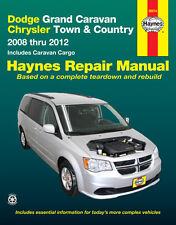 [30014] Haynes Repair Manual Dodge Grand Caravan Chrysler Town & Country 08-12
