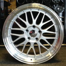 "4 x 19"" BBS LM STYLE ALLOY WHEELS FIT BMW 3 SERIES 4 SERIES 5 SERIES X1 X3 Z4"