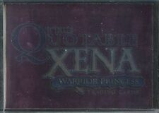 The Quotable Xena: Warrior Princess 138 Card Base Set