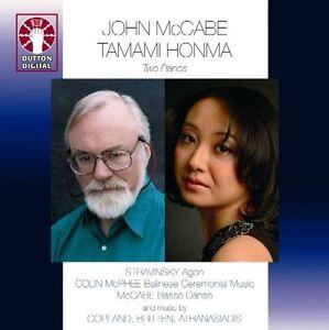 John McCabe & Tamami Honma TWO PIANOS