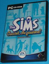 The Sims Cuccioli che passione! - Expansion Pack - PC