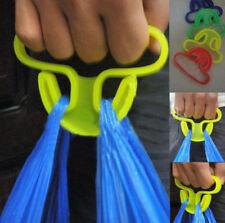 3 tlg Plastik Heben Sie die Gemüse Werkzeug tragbar Shopping Good Halter 176
