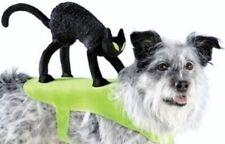PET RIDER Halloween Dog Costume BLACK CAT SCAREY  70%OFF NWT
