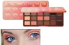 New❤18 Colours Too Faced Sweet Peach Eyeshadow Palette-Limited Edition✔UK Seller