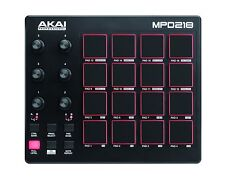 AKAI MPD218 - PAD CONTROLLER W/ 16 MPC PADS - Authorized Dealer