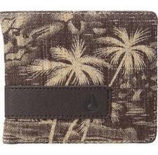 Nixon Showoff Bi Fold Wallet (Paradise)