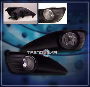 2009-2013 TOYOTA MATRIX BASE FOG LIGHTS LAMP+OEM SWITCH