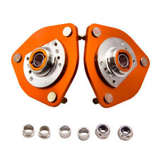 Pillow Ball Camber Kit Plates for 95-99 200SX SE-R 240SX Sentra Coilover Kits