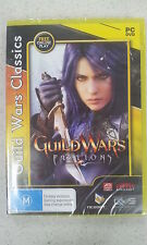 Guild Wars Factions PC Game New & Sealed