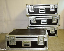 British Army - Military - Penn Transport Flight Storage Case Box Stackable Disco