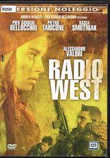 RADIO WEST - DVD (USATO EX RENTAL)