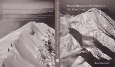 Mountaineering: McKinley, Denali Washburn 1951 First Ascent Diary Signed! Unread