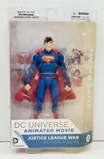 DC Universe Animated Movie Justice League War #2 Superman Action Figure