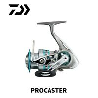 Daiwa Procaster A 7+1BB Light Weight Powerful Spinning Fishing Reel+ Spare Spool