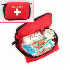 First Aid Kit Travel Emergency Bag Outdoor Camping Hiking Boating Hunting