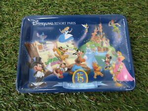 Disneyland Resort Paris - 15 Magical Years Change/Trinket Tray - Disney Land
