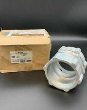 "Appleton NTCC-300 3"" Threadless Rigid Conduit Compression Coupling"