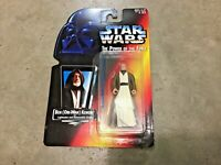Vintage 1995 Star Wars POTF red card Ben (Obi-Wan) Kenobi