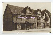 Ju1261 - Shakespeare House , Stratford-on-Avon - Judges postcard 1159