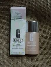 CLINIQUE EVEN BETTER MAKEUP FOUNDATION 28 Tawnied Beige Broad Spectrum 1oz Tube