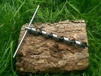 XL Scotch Eyed T Auger Prepper Bushcraft Survival Trapping Para-Rope Poly-Rope