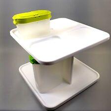 Tupperware Gewürzkarussell Rondell Kunststoff NEU OVP ohne Behälter in weiss