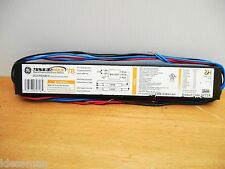 GE LIGHTING GE232MAX480-H ELECTRONIC BALLAST T8 LAMPS 480V - NEW