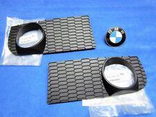 BMW X3 e83 M Stoßstange Set Gitter vorne Nebelscheinwerfer M Bumper Grid front