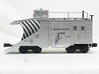 MTH 20-98207 Union Pacific Snow Plow Signed by Mike Wolf NIB