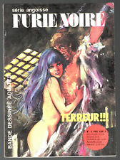 ^+^ FURIE NOIRE n°3 ^+^ 1977 ED. BOULOGNE