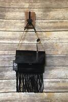 Vince Camuto VC- AMELE-SH Group Black Shoulder Bag  NWT