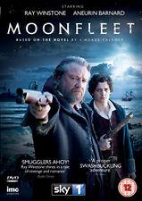 DVD:MOONFLEET - NEW Region 2 UK