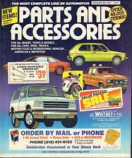 Automotive Parts & Accessories Catalog No.512J 1989 022817nonDBE2