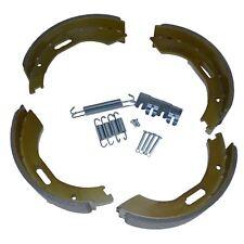 Mâchoires de frein de remorque Kit de ressort de remplacement 200mm x 50mm pour