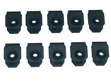 Ford Lincoln Mercury Factory Correct #8-32 Screw Bolt U Clip Panel J Nut 10pc M